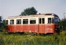 T 33 abgestellt in Amstetten im August 1984