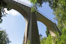 Härtsfeldbahn-Viadukt