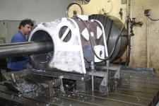 Zylinder links neu ausreiben in Meiningen