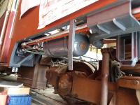 Bremsluftleitungen: ... und nachher