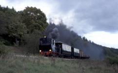 ... und jetzt: WN 12, HMB 5, 7, 153 und 303 im Egautal, 7. Oktober 2006