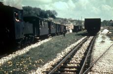 Letzte Einsätze der Malletloks 1956: GmP in Ballmertshofen