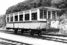 """Zacke"" Bw 116 - heute HMB 2 - in Neresheim, kurz nach seiner Ankunft im Mai 1996"