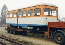 26. April 1986: Abtransport des TA 101 aus Laichingen