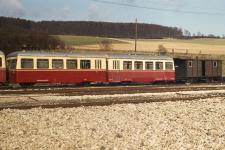 TA 253/254 in Neresheim abgestellt, 20. April 1973
