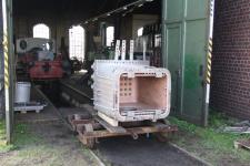Bestandsaufnahme 2011: Stehkessel und Feuerbüchse