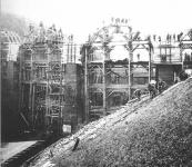 """Das Viadukt ist """"Die Brücke zum Härtsfeld"""". Gebaut wurde es 1901."""